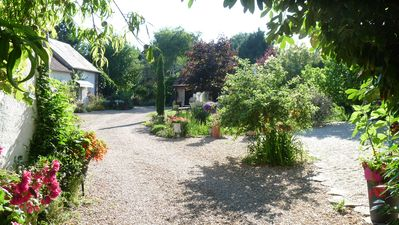 Photo for 1BR Cottage Vacation Rental in Dissay-Sous-Courcillon, Pays De La Loire