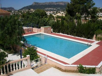 Photo for Calpe: Apartment/ flat - CALPE