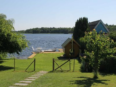Photo for Cottage on the lake - four-room cottage on the lake