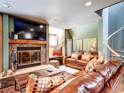 Photo for Very spacious condo with mountain views along the tranquil Snake River