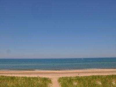 Photo for Immaculate New Buffalo Lake Front Home Just Steps to Private Beach!