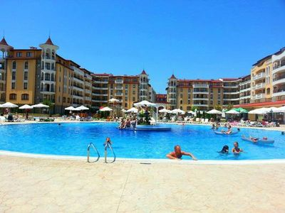 Photo for Holiday apartment Sunny Beach for 2 - 4 persons with 1 bedroom - Holiday apartment