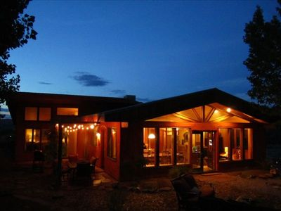 Photo for Moab Pearl Ecolodge - Rare October Opening!