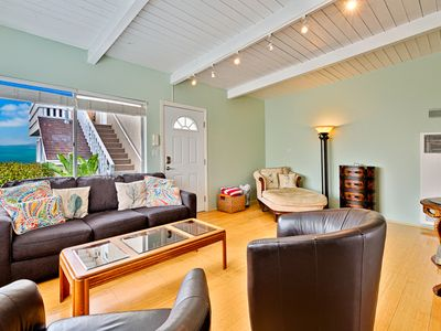 Photo for 10% OFF AUG-Spacious Beach Condo, Ocean Views, Steps to Sand+Best Value in SC