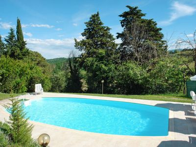 Photo for Vacation home Casa degli Olivi (GAM100) in Gambassi Terme - 8 persons, 3 bedrooms