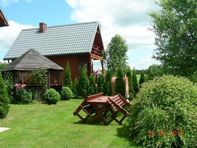 Photo for Holiday house Sierakowice for 6 persons with 2 bedrooms - Holiday house