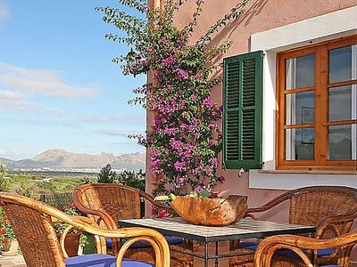Photo for Vacation home ALSINA in Alcúdia - 6 persons, 3 bedrooms