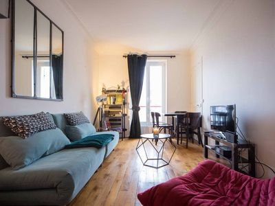 Photo for Lovely one Bedroom Paris 13