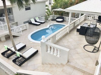 Photo for Immaculate 3 bed Villa -West Coast-Maid Service, Private Pool, Ocean view