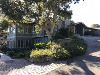 Photo for 2.6 miles from Pebble Beach Golf Course and short walk to the Ocean.