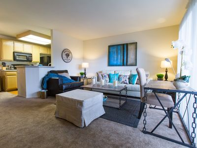 Photo for 1BR Apartment Vacation Rental in Costa Mesa, California