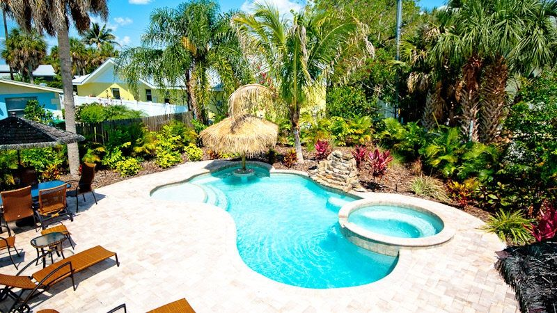 My big fat beach house a premier island home heated pool - Florida condo swimming pool rules ...