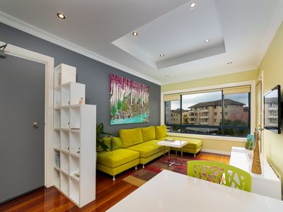 Photo for Cronulla Point Surf beach apartment.