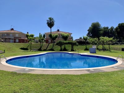 Photo for S25 beautiful apartment + pool. near the beach