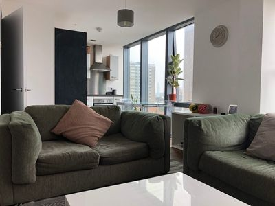 Photo for Modern 2 Bedroom Apartment Old Street