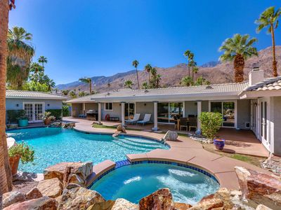 Photo for Resort Living in South Palm Springs: 4 BR / 3 BA home in Palm Springs, Sleeps 8