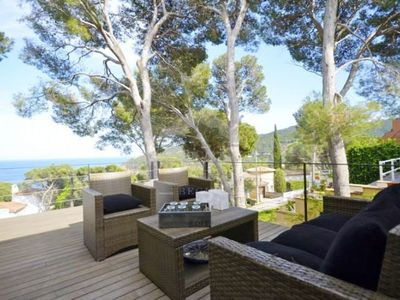 Photo for 3 bedroom Villa, sleeps 6 in Begur