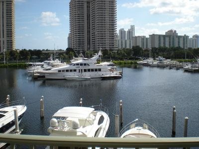 Photo for The Yacht Club at Aventura. Waterview Condo. Free Wi Fi 2 Bedr