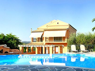 Photo for 10 mins from Glyfada & Pelekas Beaches, and 20 mins from Corfu Town