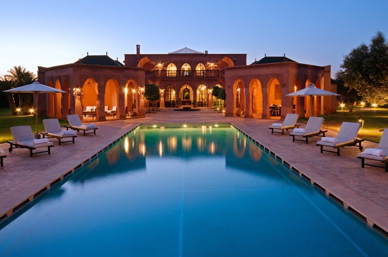 5* Moroccan Villa With Heated Pool U2013 Fully Staffed And Family Friendly. Marrakech  Villa Rental ...
