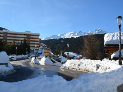 Photo for Apartment Maxence with Ski-in/Ski-out