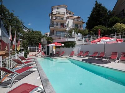 Photo for Holiday apartment Pietra Ligure for 1 - 5 persons with 1 bedroom - Holiday apartment