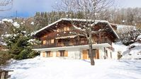 Lovely chalet. Terrfic views.