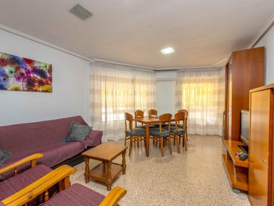 Photo for Apartment Espoz y Mina  in Santa Pola, Costa Blanca - 6 persons, 3 bedrooms