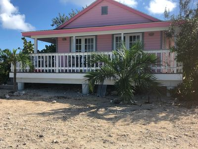 Photo for 2BR Cottage Vacation Rental in Black Point Exuma