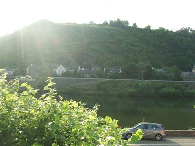 Photo for Modern apartment with Moselle view
