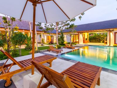 Photo for Pool and garden view Deluxe at Kutuh Pandawa Beach