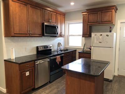 Photo for Brand New 4 BR, Free Parking, Near Public Transit, Close to Boston and Cambridge