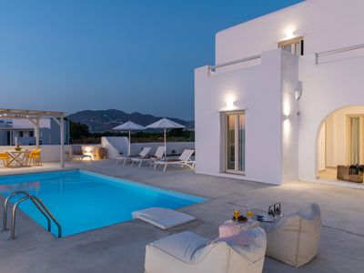Photo for 2BR Villa Vacation Rental in Naxos