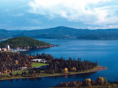 Coeur d Alene - Property is only a few blocks from the beach and Tubbs Hill.