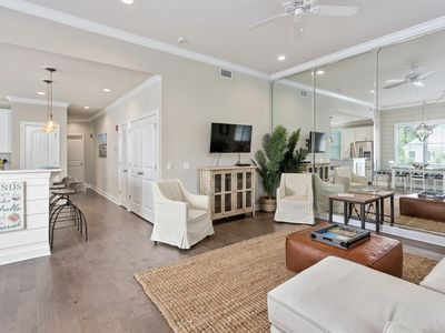 Photo for Luxury dog friendly condo on St. Simons in the Village!