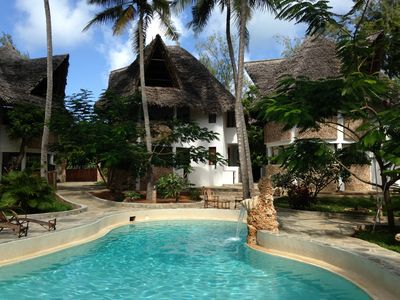 Photo for Watamu - Mansion African residential complex with pool