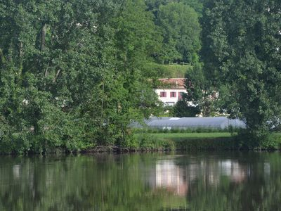 Photo for Nice view on the river in classified village