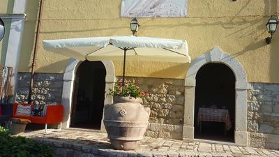 Photo for La Voce della Roccia - Bed and Breakfast