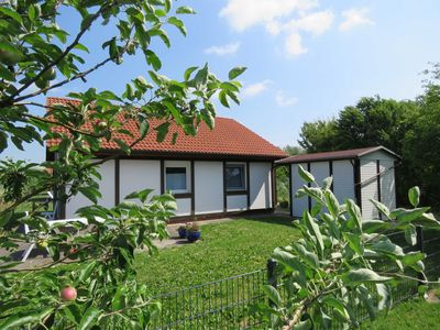 Photo for Holiday house 321 cogs 60sqm up to 4 persons with pets - Cottage Kogge in the holiday village Altes Land