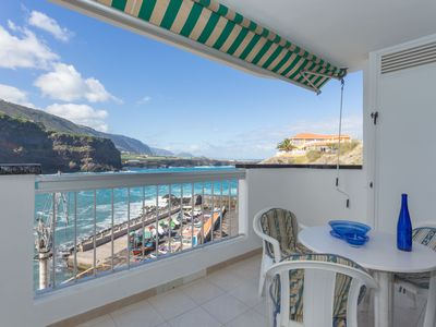 Photo for With Sea View and Balcony - Apartment del Atlantico