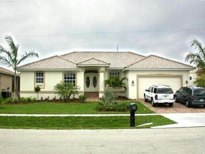 Photo for Nearly New Marco Island Home - Walk to Stores and Restaurants