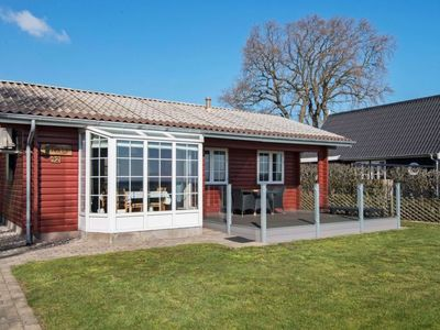 Photo for Vacation home Binderup Strand in Bjert - 6 persons, 2 bedrooms