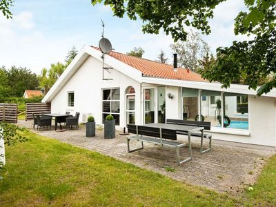 Photo for Vacation home Egsmark Strand in Ebeltoft - 8 persons, 2 bedrooms