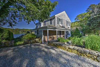 You'll love this charming Cape Cod-style home.