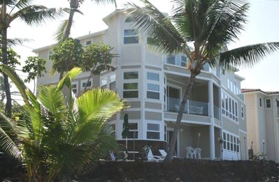 Two Story Oceanfront Home