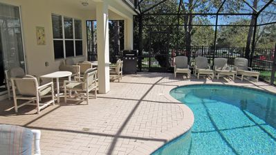 Photo for NEW Owner-SOUTH Facing Pool And Very Close To Clubhouse And Water Park!