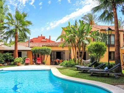 Photo for Luxury Villa El Mirador - Centre of Marbella