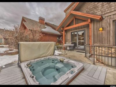 Photo for Luxury 8 Bedrooms, Sleeps 21 Guests, 3 Living Rooms, Fireplace, Private Hot Tub