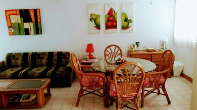 Photo for Nice apartment, equipped near the Malecon and the beach