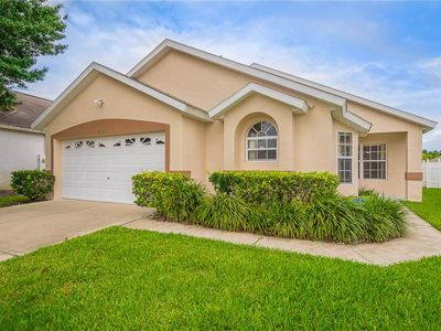 Photo for 2606 Luiseno Way: 4 BR / 3 BA 4 bed 4 star poolhome in Kissimmee, Sleeps 10